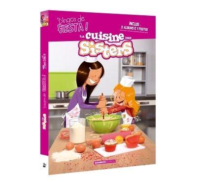 La cuisine des Sisters, Mes Cop's party
