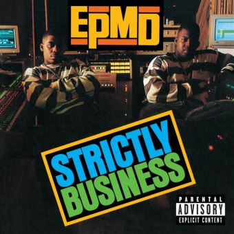 STRICTLY BUSINESS/2LP