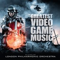 THE GREATEST VIDEO GAME MUSIC/LP