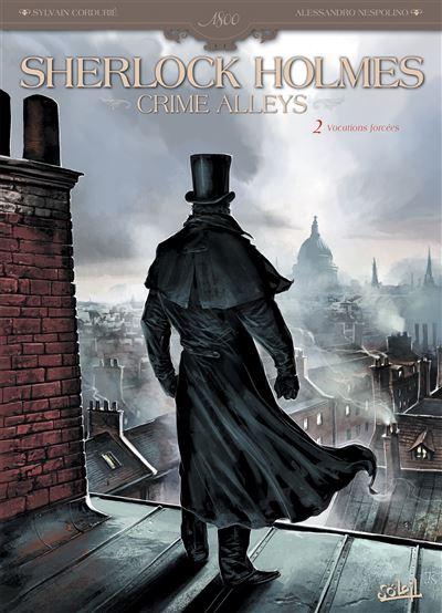 Sherlock Holmes - Crime Alleys