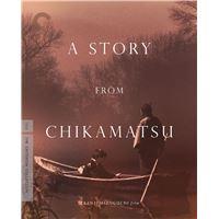 A Story from Chikamatsu Blu-ray