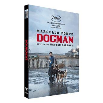Dogman DVD