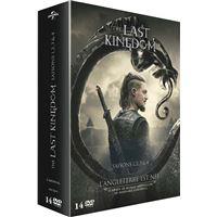 Coffret The Last Kingdom Saisons 1 à 4 DVD