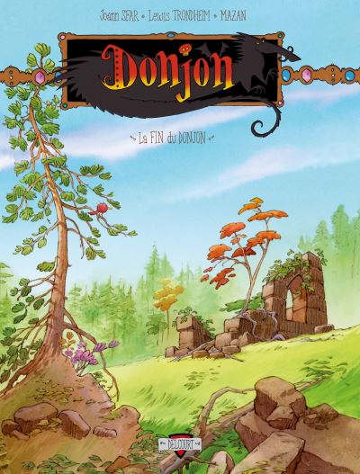 Donjon Crépuscule T111 - La Fin du Donjon - tome 111
