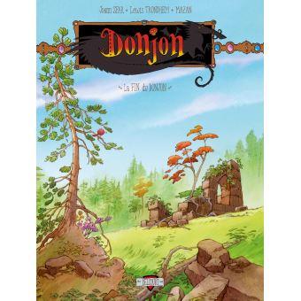 DonjonDonjon Crépuscule T111 - La Fin du Donjon