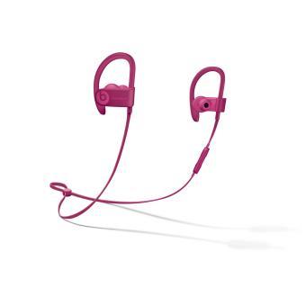 Écouteurs Powerbeats3 sans fil – Collection Urbaine, Rouge brique
