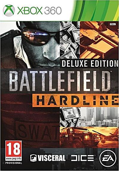 Battlefield Hardline Edition Deluxe Xbox 360