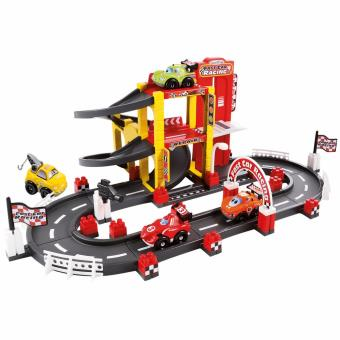 Circuit garage f1 coiffier abrick circuit voitures for Garage formule m