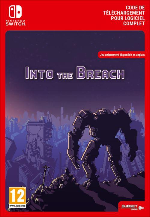 Code de téléchargement Into the Breach Nintendo Switch