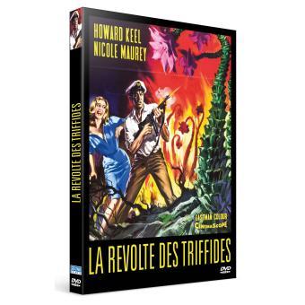 La révolte des Triffides DVD