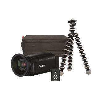 Canon Legria HF R88 Camcorder Zwart + SD-kaart 8GB + Tas + Statief