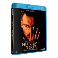 La neuvième porte Blu-ray