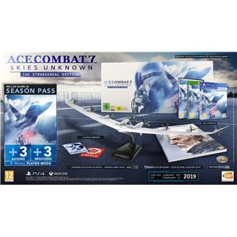 Ace Combat 7 Skies Unknown Edition Collector PS4