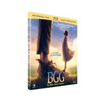 Le Bon Gros Géant Blu-ray