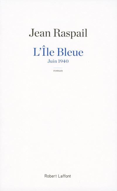 L'île bleue - nouvelle édition