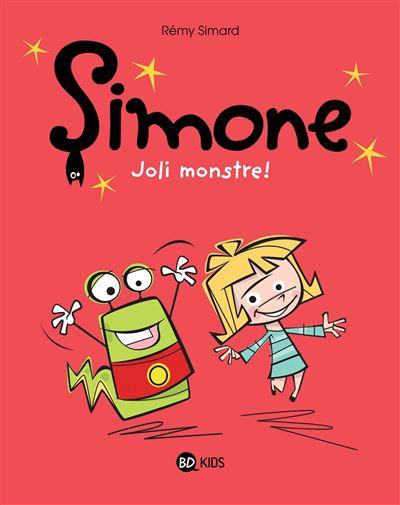 Simone, joli monstre !