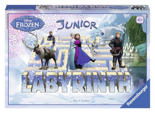 Junior Labyrinth Frozen La Reine des Neiges Ravensburger