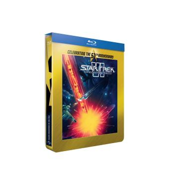 Star TrekStar Trek VI Terre inconnue Edition Collector Steelbook Blu-ray