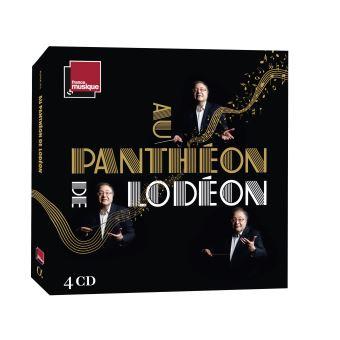 Au Panthéon de L'Odéon