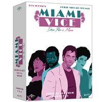 Coffret Deux flics à Miami L'intégrale de la série Blu-ray