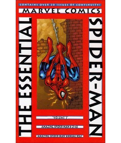 Essential spider-man,2
