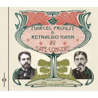 Au Café Concert Anthologie 1890-1913 Inclus un livret de 12 pages