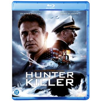 HUNTER KILLER-NL-BLURAY