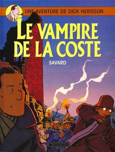 Dick Herisson - Le Vampire de la Coste