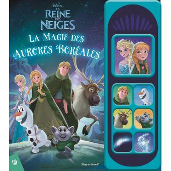 La Reine des Neiges - La magie des aurores boréales