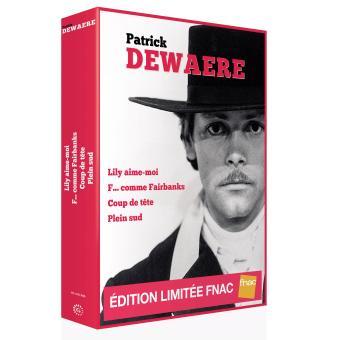 Patrick Dewaere Coffret 4 DVD Edition Spéciale Fnac