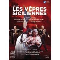Les Vêpres siciliennes Blu-ray