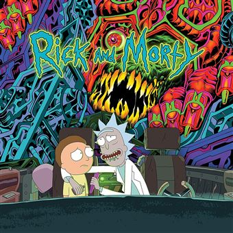 RICK AND MARTY SOUNDTRACK/LP