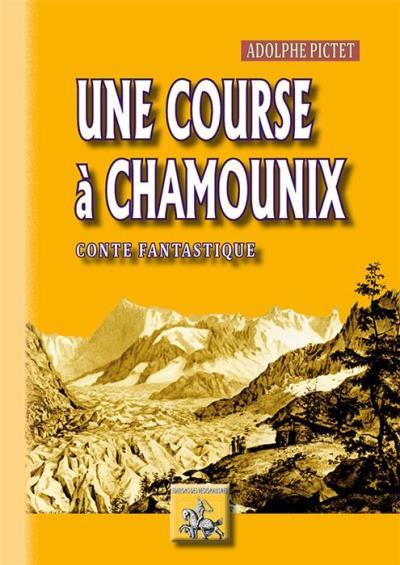 Une course à Chamonix