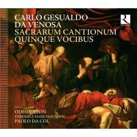 Sacrarum cantionum quinque vocibus