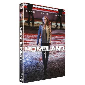 HomelandHomeland Saison 6 DVD