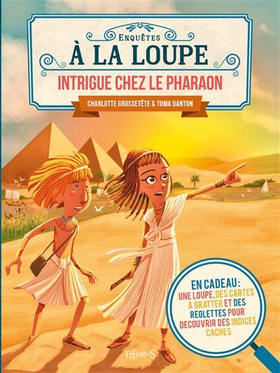 roman jeu enigmes enfants 9 ans Enquête à la loupe de Fleurus Jeunesse