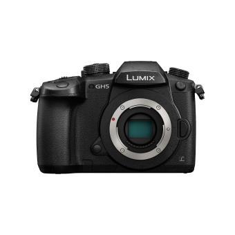 Panasonic Lumix GH5 Hybride Behuizing Zwart