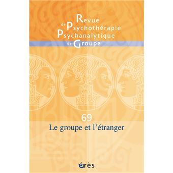 Rppg 69 - le groupe et l'etranger