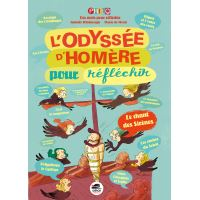 Odyssee d'homere pour reflechir (l')