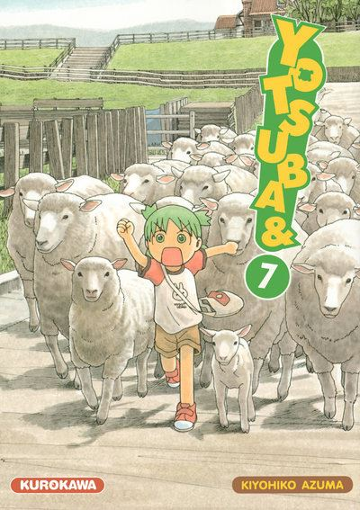 Yotsuba - Tome 7 : Yotsuba