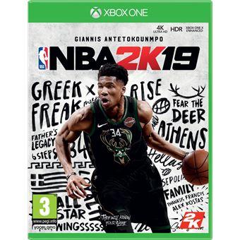 NBA 2K19 FR/NL XONE