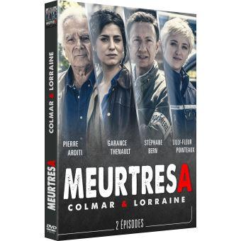 Meurtres àMeurtres à Colmar et Lorraine DVD