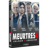 Meurtres à Colmar et Lorraine DVD
