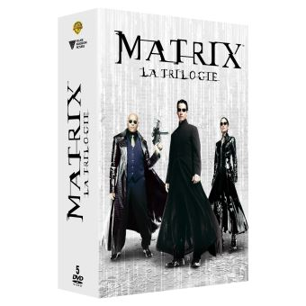 MatrixMatrix La trilogie DVD