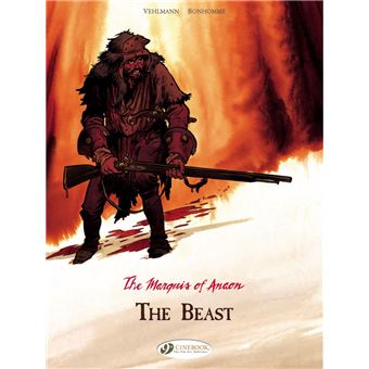 The marquis of AnaonThe Marquis of Anaon - tome 4 The Beast