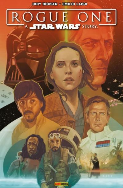 Star Wars - Rogue One - 9782809472462 - 9,99 €
