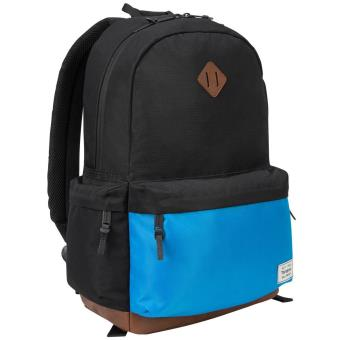 "Targus Strata Backpack 15.6"" 2017 TSB936GL-70 - Black/Blue"