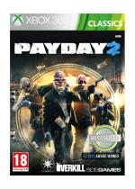 Payday 2 Classics Xbox 360