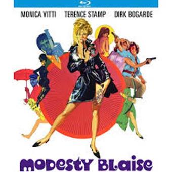 Modesty blaise 1966/gb