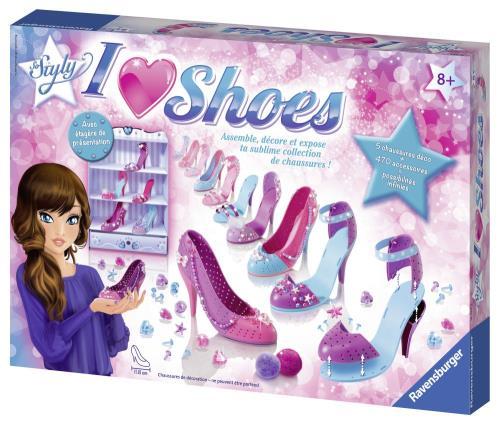 Kit Créatif I love Shoes So Styly Ravensburger